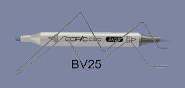 COPIC CIAO ROTULADOR GRAYISH VIOLET BV25