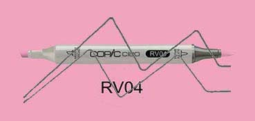 COPIC CIAO ROTULADOR SHOCK PINK RV04