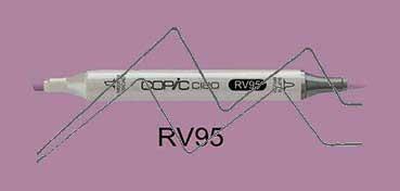 COPIC CIAO ROTULADOR BABY BLOSSOMS RV95