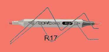 COPIC CIAO ROTULADOR LIPSTICK ORANGE R17
