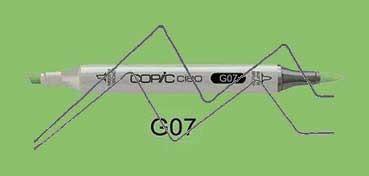 COPIC CIAO ROTULADOR NILE GREEN G07