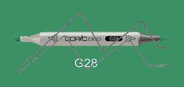 COPIC CIAO ROTULADOR OCEAN GREEN G28