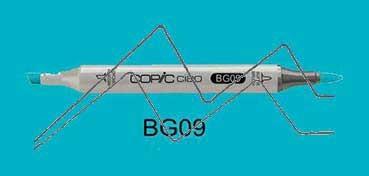 COPIC CIAO ROTULADOR BLUE GREEN BG09