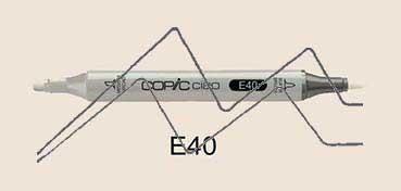 COPIC CIAO ROTULADOR BRICK WHITE E40