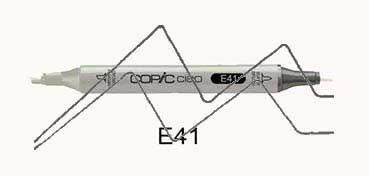 COPIC CIAO ROTULADOR PEARL WHITE E41