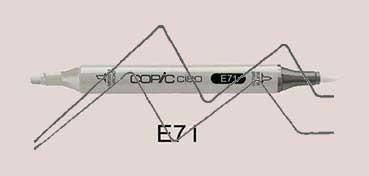 COPIC CIAO ROTULADOR CHAMPAGNE E71