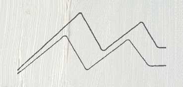 WINSOR & NEWTON ÓLEO WINTON BLANCO DE ZINC (ZINC WHITE) (748) TUBO Nº  45