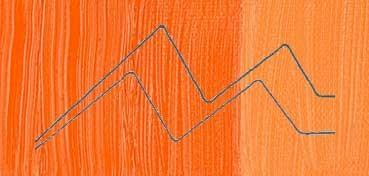 WINSOR & NEWTON ÓLEO WINTON TONO NARANJA CADMIO (CADMIUM ORANGE HUE) (090) TUBO Nº  4