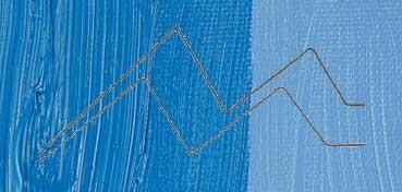 WINSOR & NEWTON ÓLEO WINTON TONO AZUL CERÚLEO (CERULEUM BLUE HUE) (138) TUBO Nº  10
