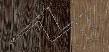 WINSOR & NEWTON ÓLEO WINTON SOMBRA TOSTADA (BURNT UMBER) (076) TUBO Nº  3