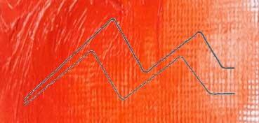 WINSOR & NEWTON OILBAR ÓLEO EN BARRA TONO ROJO DE CADMIO ESCARLATA OSCURO (CADMIUM SCARLET HUE) SERIE 2 Nº 107