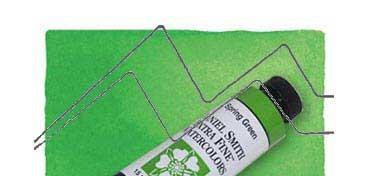 DANIEL SMITH EXTRA FINE WATERCOLOR TUBO SPRING GREEN (VERDE PRIMAVERA), PIGMENTO: PY 53, PG 36, PY 151 H4G, SERIE 3 Nº 208