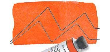 DANIEL SMITH EXTRA FINE WATERCOLOR TUBO PYRROL ORANGE (NARANJA PIRROL), PIGMENTO: PO 73, SERIE 2 Nº 126
