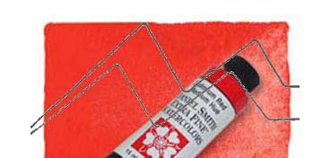 DANIEL SMITH EXTRA FINE WATERCOLOR TUBO CADMIUM RED MEDIUM HUE (ROJO DE CADMIO MEDIO TONO), PIGMENTO: PY 53, PR 254, SERIE 3 Nº 222
