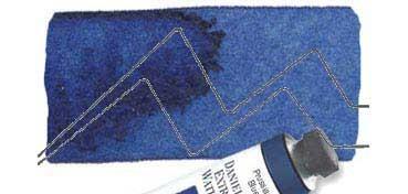 DANIEL SMITH EXTRA FINE WATERCOLOR TUBO PRUSSIAN BLUE (AZUL DE PRUSIA), PIGMENTO: PB 27, SERIE 1 Nº 82