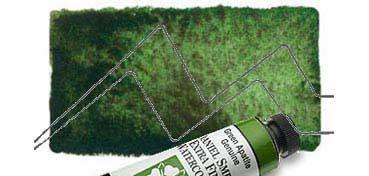 DANIEL SMITH EXTRA FINE WATERCOLOR TUBO GREEN APATITE GENUINE (APATITA VERDE VERDADERA), PIGMENTO: GENUINE GREEN APATITE, SERIE 3 Nº 197