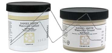 DANIEL SMITH WATERCOLOR GROUND BASE PARA ACUARELA BUFF TITANIUM (TITANIO BEIGE) PIGMENTO: PW 6:1