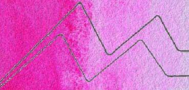 HOLBEIN ACUARELA ARTIST TUBO ROSA LUMINOSO (BRIGHT ROSE(LUMINOUS)) Nº 370 SERIE B