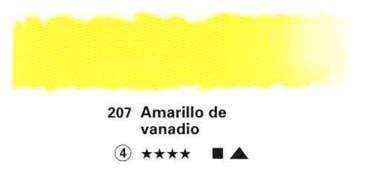 HORADAM GODET COMPLETO 207 AMARILLO DE VANADIO S4