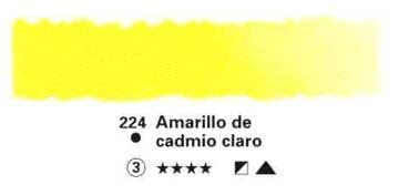 HORADAM GODET COMPLETO 224 AMARILLO DE CADMIO CLARO S3