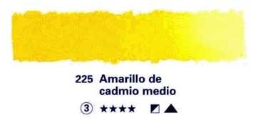 HORADAM GODET COMPLETO 225 AMARILLO DE CADMIO MEDIO S3