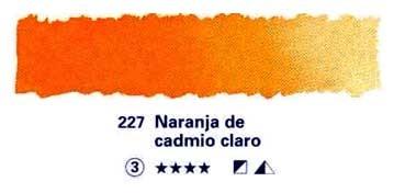 HORADAM GODET COMPLETO 227 NARANJA DE CADMIO CLARO S3