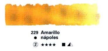 HORADAM GODET COMPLETO 229 AMARILLO DE NÁPOLES S2