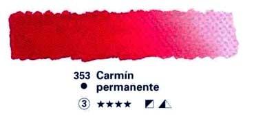 HORADAM GODET COMPLETO 353 CARMÍN PERMANENTE S3
