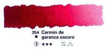 HORADAM GODET COMPLETO 354 CARMÍN DE GARANZA OSCURO S3
