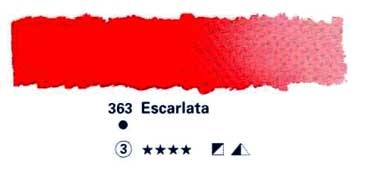 HORADAM GODET COMPLETO 363 ESCARLATA S3