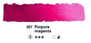 HORADAM GODET COMPLETO 367 PÚRPURA MAGENTA S3