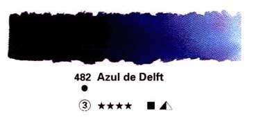 HORADAM GODET COMPLETO 482 AZUL DE DELFT S3