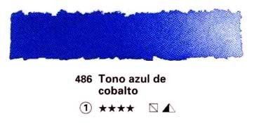 HORADAM GODET COMPLETO 486 TONO AZUL DE COBALTO S1