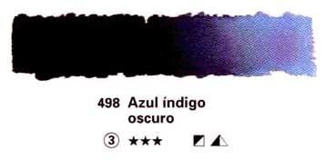 HORADAM GODET COMPLETO 498 AZUL INDIGO OSCURO S3