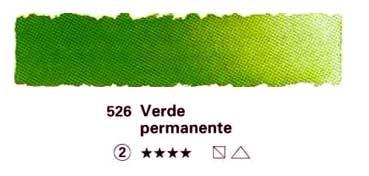 HORADAM GODET COMPLETO 526 VERDE PERMANENTE S2