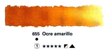 HORADAM GODET COMPLETO 655 OCRE AMARILLO S1