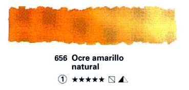 HORADAM GODET COMPLETO 656 OCRE AMARILLO NATURAL S1