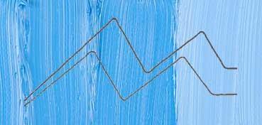 ÓLEO MUSSINI TUBO - AZUL REAL OSCURO SERIE 4 Nº 486