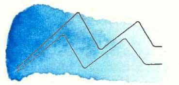 TALENS ACUARELA REMBRANDT TUBO AZUL CERÚLEO FTALO - CERULEAN BLUE PHTHALO - SERIE 2 - Nº 535