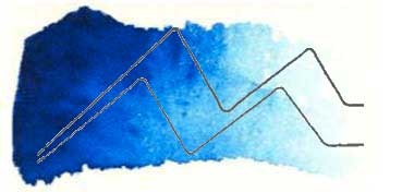 TALENS ACUARELA REMBRANDT TUBO AZUL FTALO VERDE - PHTHALO BLUE GREEN - SERIE 2 - Nº 576