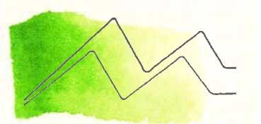 TALENS ACUARELA REMBRANDT TUBO VERDE AMARILLO PERMANENTE - PERMANENT YELLOW GREEN - SERIE 2 - Nº 633