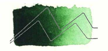 TALENS ACUARELA REMBRANDT TUBO VERDE HOOKER OSCURO - HOOKER GREEN DEEP - SERIE 2 - Nº 645