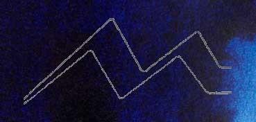 DALER ROWNEY ACUARELA ARTIST SERIE 1 AZUL PRUSIA - PRUSSIAN BLUE Nº 135