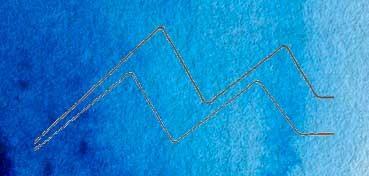 DALER ROWNEY ACUARELA ARTIST SERIE 1 AZUL FTALOCIANINA SOMBRA VERDE - PHTHALO BLUE (GREEN SHADE) Nº 140