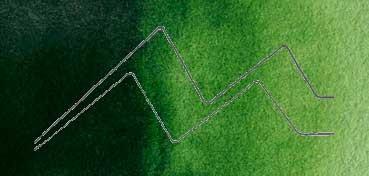 DALER ROWNEY ACUARELA ARTIST SERIE 2 VERDE VEJIGA - SAP GREEN Nº 375