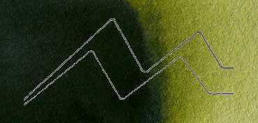DALER ROWNEY ACUARELA ARTIST SERIE 1 VERDE OLIVA - OLIVE GREEN Nº 363
