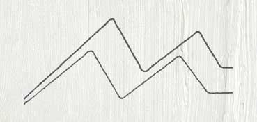 SENNELIER ÓLEO EXTRAFINO BLANCO DE ZINC TITANIO - ZINC TITANIUM WHITE - SERIE 1 - Nº 123