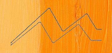 SENNELIER ÓLEO EXTRAFINO AMARILLO DE CADMIO ANARANJADO LEGÍTIMO - CADMIUM YELLOW ORANGE - SERIE 6 - Nº 537