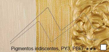 SENNELIER ABSTRACT PINTURA ACRÍLICA MULTISOPORTES HEAVY-BODY ORO IRIDESCENTE Nº 028