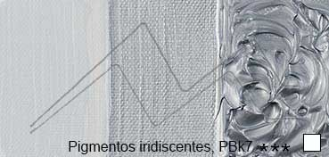 SENNELIER ABSTRACT PINTURA ACRÍLICA MULTISOPORTES HEAVY-BODY PLATA IRIDESCENTE Nº 029
